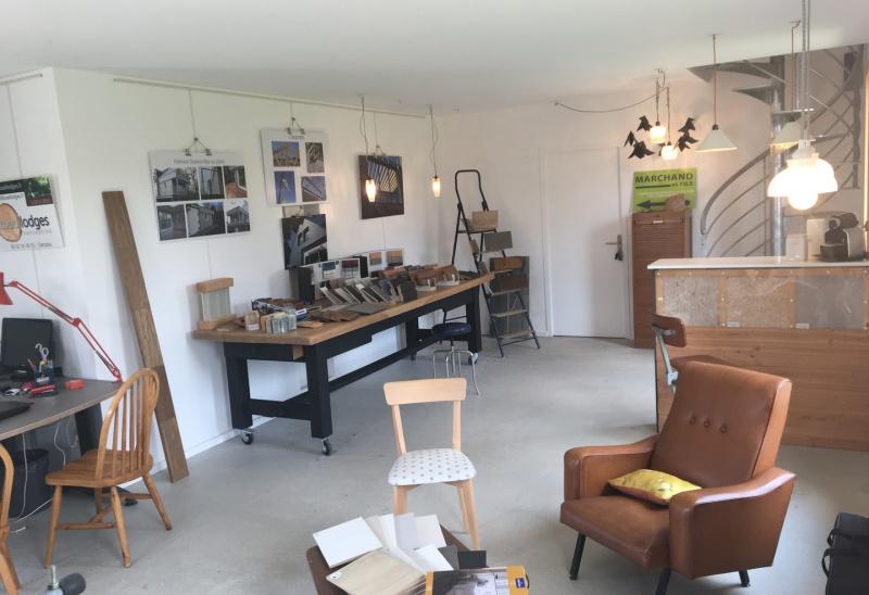 Showroom Koad Lodges Morbihan